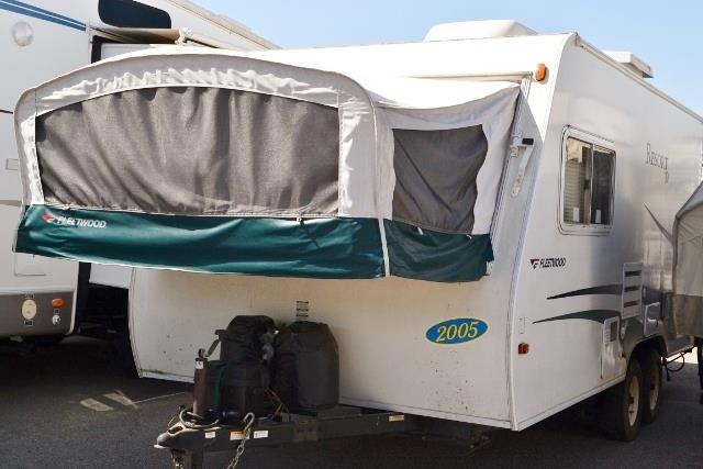 Used 2005 Fleetwood RESORT TNT M20CK Pop Up For Sale
