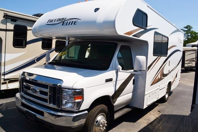 New 2016 THOR MOTOR COACH Freedom Elite 22E Class C For Sale