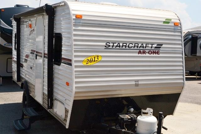 Used 2013 Starcraft AR-1 M-17RD Travel Trailer For Sale