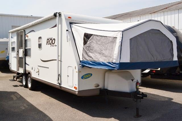 Used 2004 Rockwood Rv Roo 25SS Travel Trailer For Sale