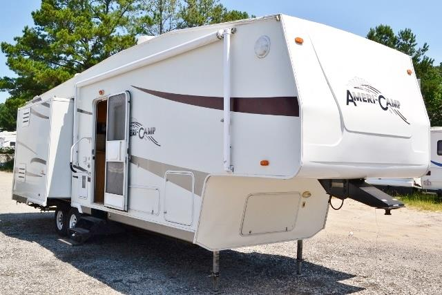 Used 2005 Americamp RV Americamp 305 DS Fifth Wheel For Sale