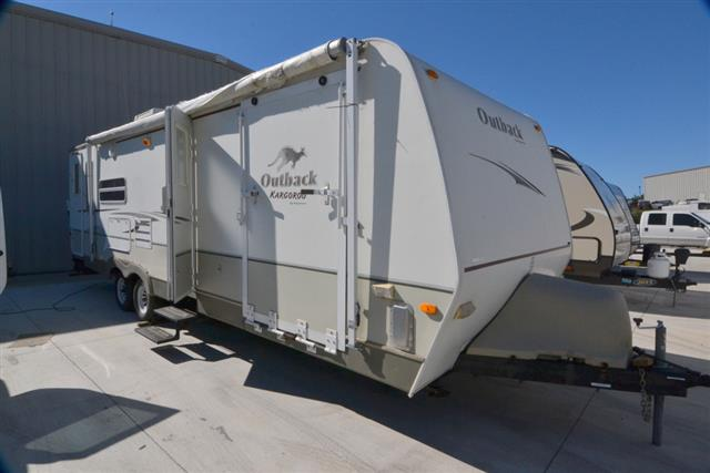 Used 2007 Keystone Outback 28KRS Travel Trailer For Sale