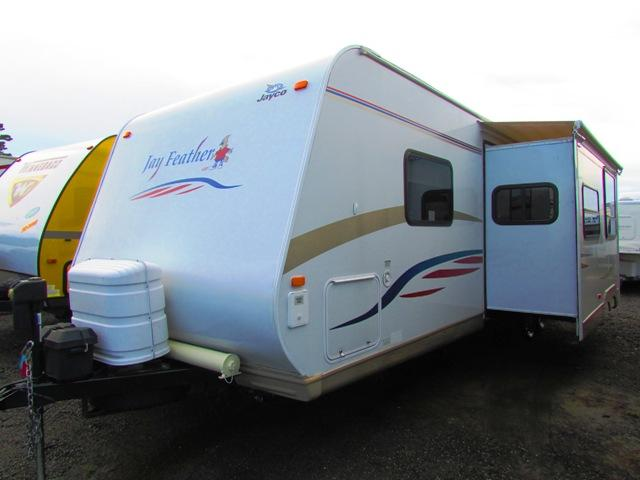 Buy a Used Jayco Jay Feather LGT in Myrtle Beach, SC.