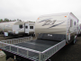 New 2014 Crossroads Z-1 252TD Travel Trailer Toyhauler For Sale