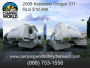 Used 2008 Keystone Cougar 311 RLS Fifth Wheel For Sale