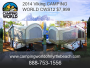 Used 2014 Viking CAMPING WORLD CWS12 Pop Up For Sale