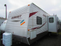 Used 2011 Keystone Hideout 26RLS Travel Trailer For Sale