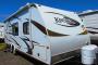 Used 2011 Kodiak Kodiak 241RB-SL Travel Trailer For Sale