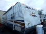 Used 2010 Salem Salem Le 32BHDS Travel Trailer For Sale