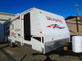 Used 2010 Forest River Wildwood 27SV Travel Trailer Toyhauler For Sale
