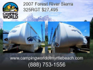 2007 Forest River Sierra