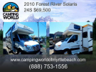 2010 Forest River Solaris