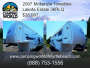 Used 2007 Mckenzie Towables Lakota Estate 36RLQ Fifth Wheel For Sale