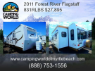 2011 Forest River Flagstaff