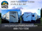 2009 Forest River V-cross