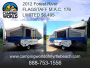 Used 2012 Forest River FLAGSTAFF M.A.C. 176 LIMITED Pop Up For Sale