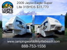 2009 Jayco Eagle Super Lite