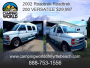 Used 2002 Roadtrek Roadtrek 200 VERSATILE Class B For Sale
