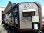 Used 2014 Flagstaff V-LITE 26WRB Travel Trailer For Sale