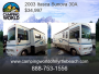 Used 2003 Itasca Sunova 30A Class A - Gas For Sale