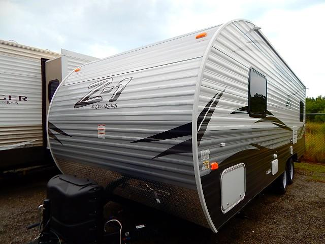 New 2015 Crossroads Z-1 211RD Travel Trailer For Sale