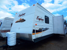 Used 2008 Frontier Explorer 29BHS Travel Trailer For Sale