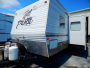 Used 2007 Palomino Puma 31DSBH Travel Trailer For Sale