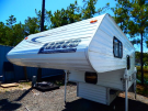 Used 2007 Lance Lance 815 Truck Camper For Sale