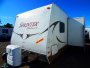 Used 2010 Keystone Sprinter Select 25RB Travel Trailer For Sale