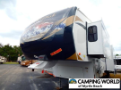 Used 2014 Heartland ELK RIDGE 34TSRE Fifth Wheel For Sale