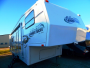 Used 2000 Glendale Golden Falcon 28RLG Fifth Wheel For Sale