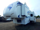 Used 2011 Keystone Raptor 361LEV Fifth Wheel Toyhauler For Sale