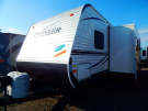 Used 2013 Heartland Pioneer QB30 Travel Trailer For Sale