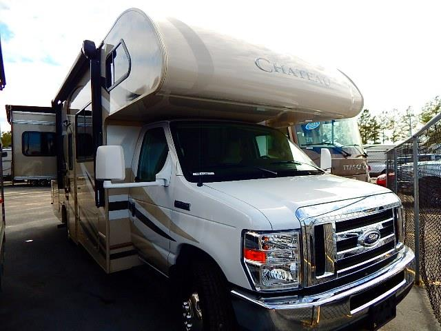 Used 2015 THOR MOTOR COACH Chateau M-26A Class C For Sale