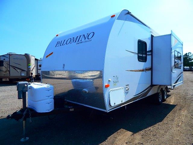 Used 2012 Palomino Gazelle 215 Travel Trailer For Sale