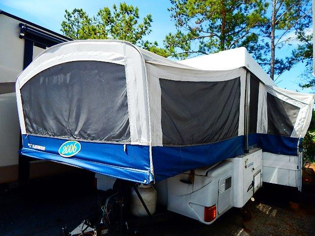 Used 2006 Fleetwood Americana WILLIAMSBURG Pop Up For Sale