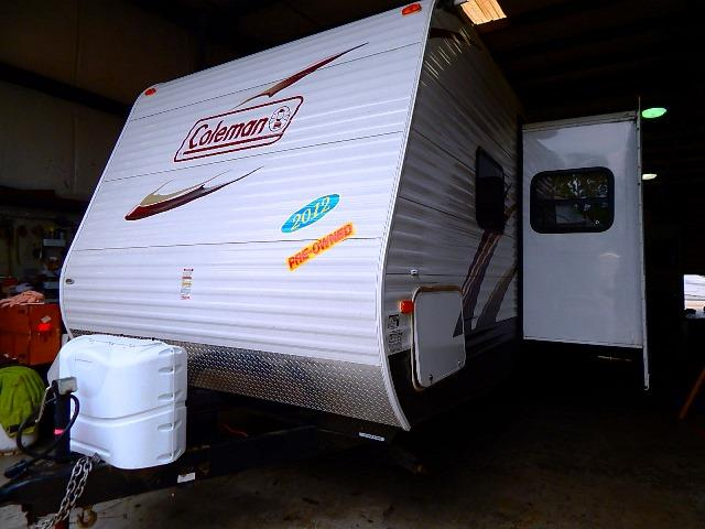 Used 2012 Dutchmen Coleman 262BH Travel Trailer For Sale