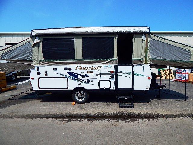 Used 2013 Forest River Flagstaff 27KS HIGH WALL Pop Up For Sale