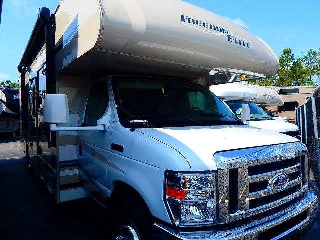 Used 2015 Thor Freedom Elite 28H Class C For Sale