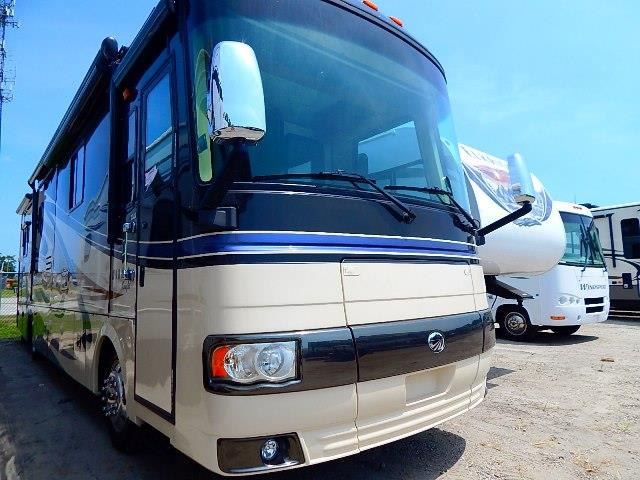 Used 2009 Monaco Knight 38PKQ Class A - Diesel For Sale