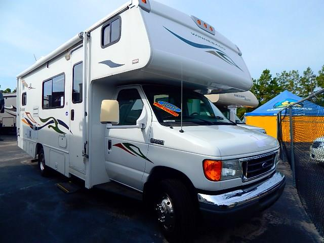 Buy a Used Winnebago Outlook in Myrtle Beach, SC.