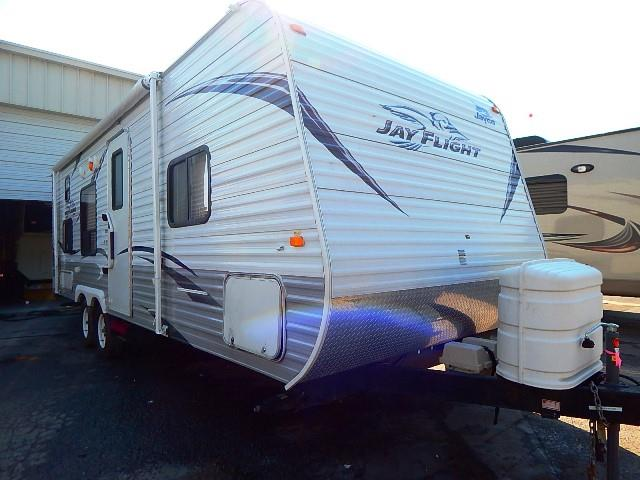 Used 2012 Jayco Jay Flight 26BH Travel Trailer For Sale