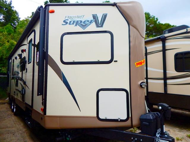 2015 Forest River FLAGSTAFF SUPER V-LITE