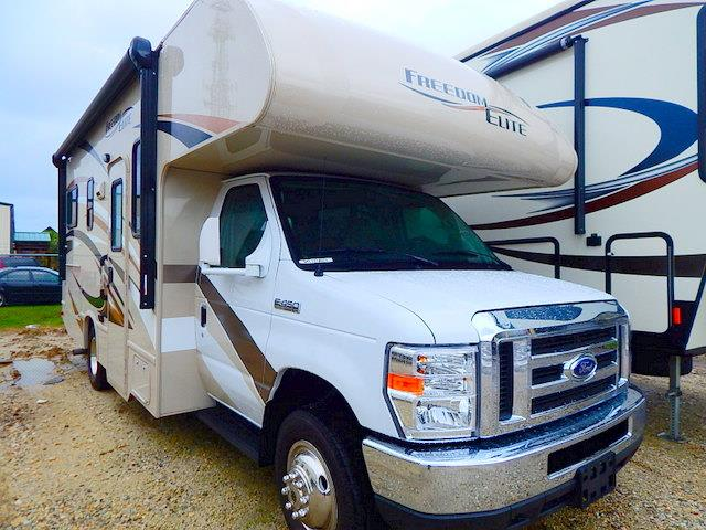 Used 2016 Thor Freedom Elite 23H Class C For Sale
