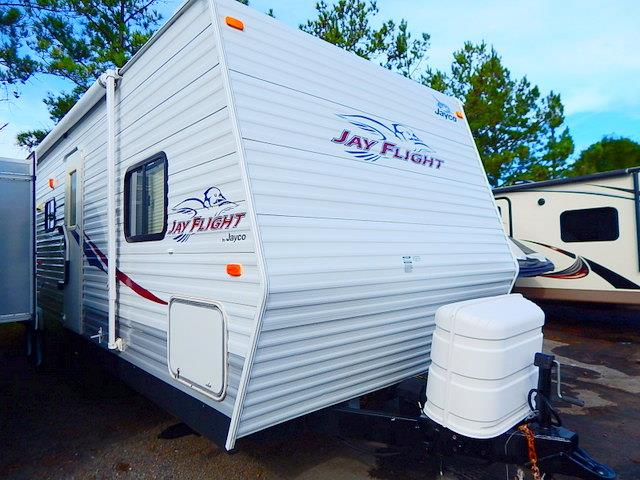 Used 2009 Jayco Jay Flight 30BHDS Travel Trailer For Sale
