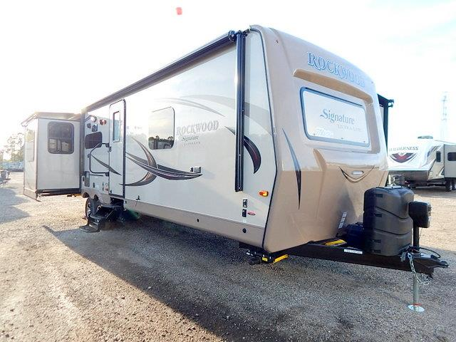 New 2016 Forest River Rockwood Signature Ultra Lite 8325SS Travel Trailer For Sale