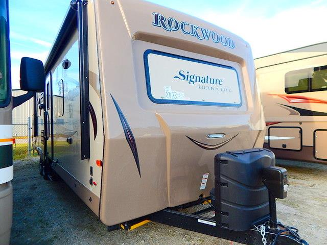 New 2016 Forest River Rockwood Signature Ultra Lite 8293IKRBS Travel Trailer For Sale