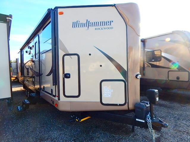 New 2016 Forest River ROCKWOOD WINDJAMMER 3006WK Travel Trailer For Sale