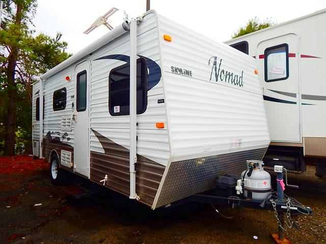 Used 2012 Nomad Skyline 173 Travel Trailer For Sale