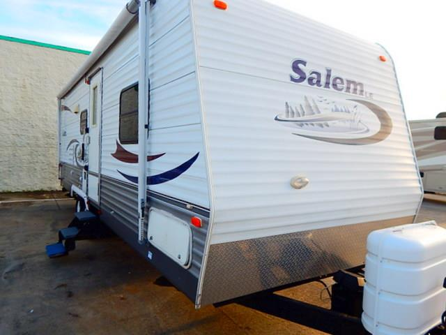 Used 2006 Forest River Salem 27FBSS Travel Trailer For Sale